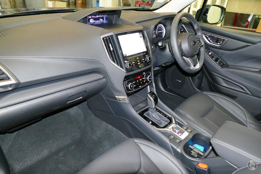 2020 Subaru Forester Hybrid S S5