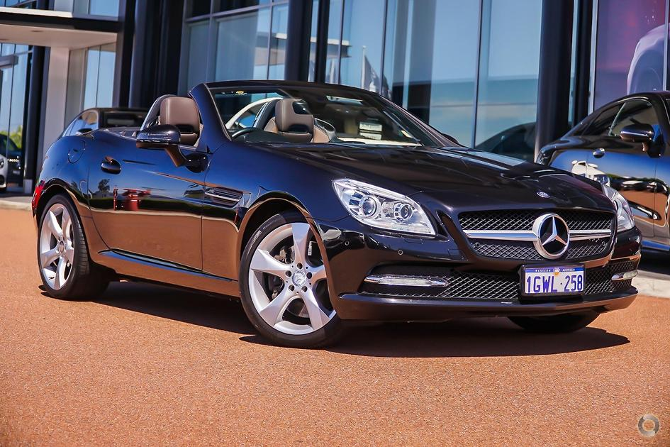 2012 Mercedes-Benz SLK 350 BLUEEFFICIENCY Roadster