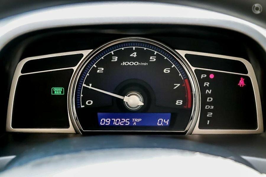 2008 Honda Civic VTi 8th Gen