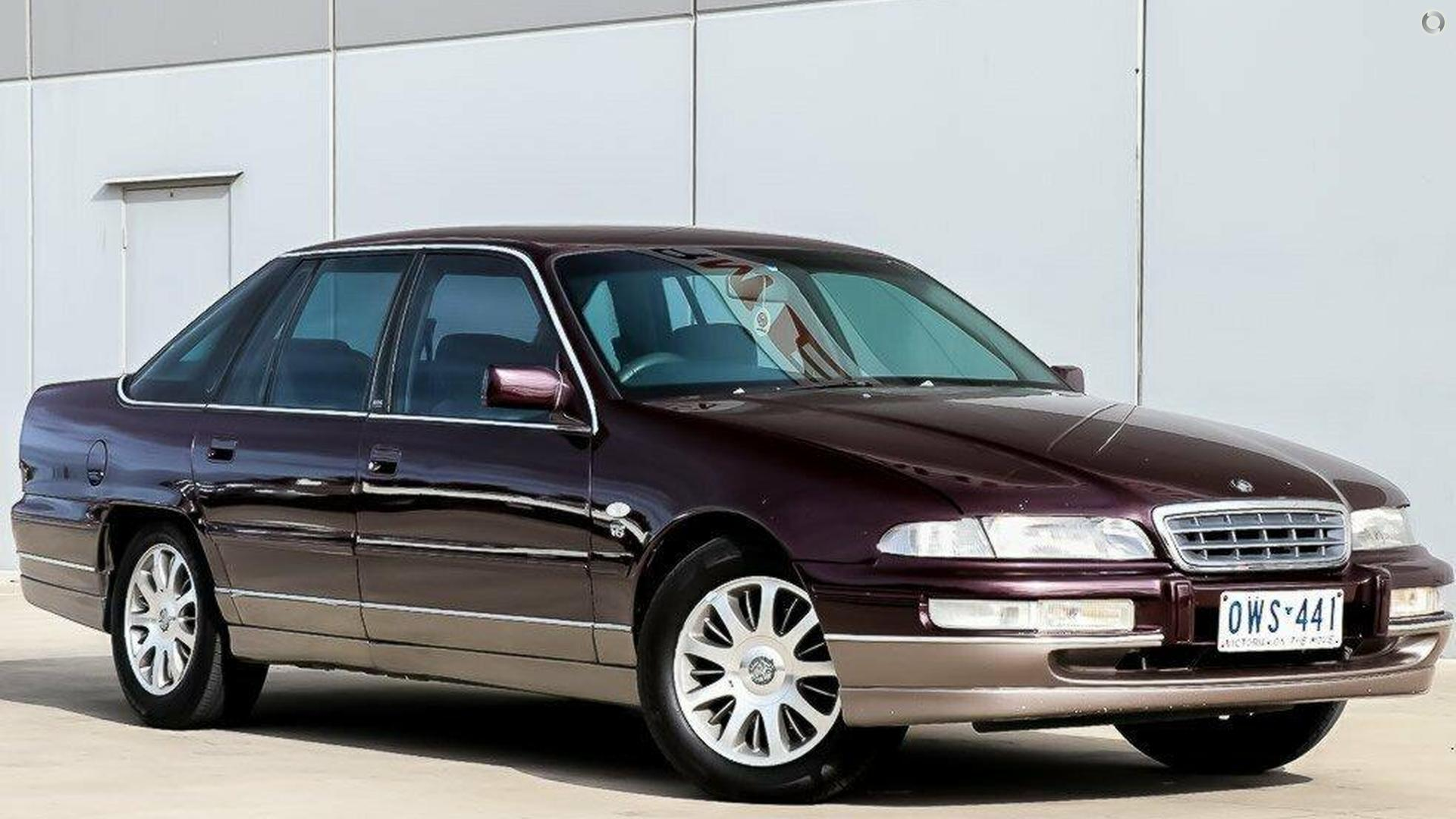 1998 Holden Statesman  VS III