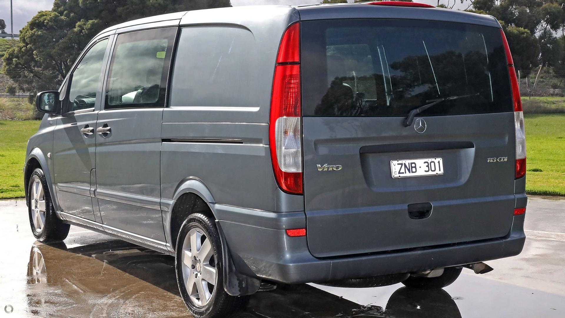 2012 Mercedes-Benz VITO Van 113CDI