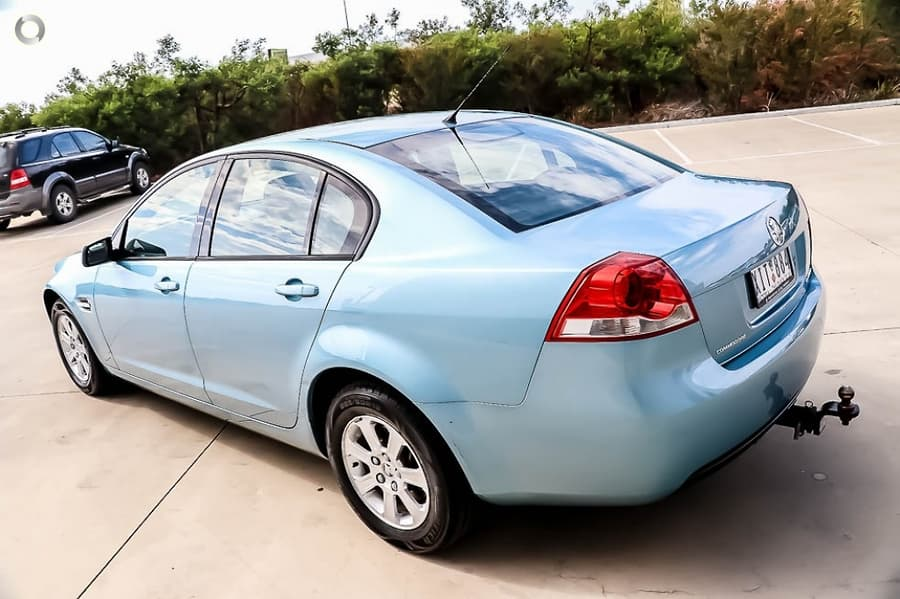 2008 Holden Commodore Omega VE