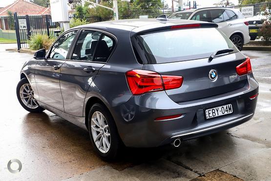 2018 BMW 1 Series 118d Urban Line