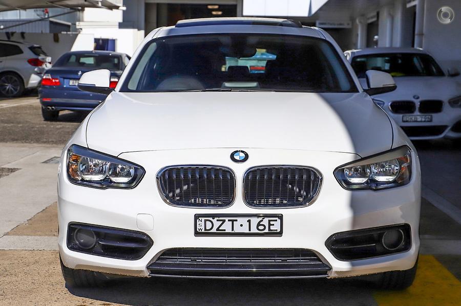 2015 BMW 118d Sport Line