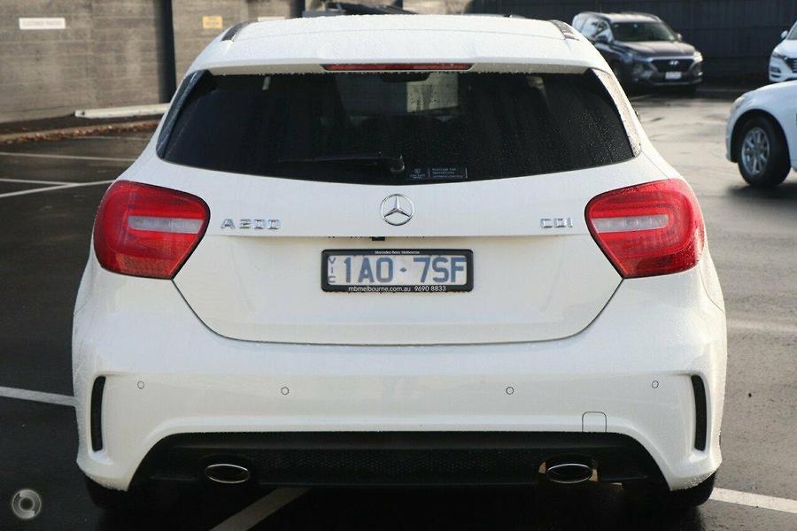 2013 Mercedes-benz A200 Cdi  W176