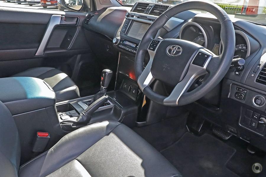2017 Toyota Landcruiser Prado Altitude GDJ150R