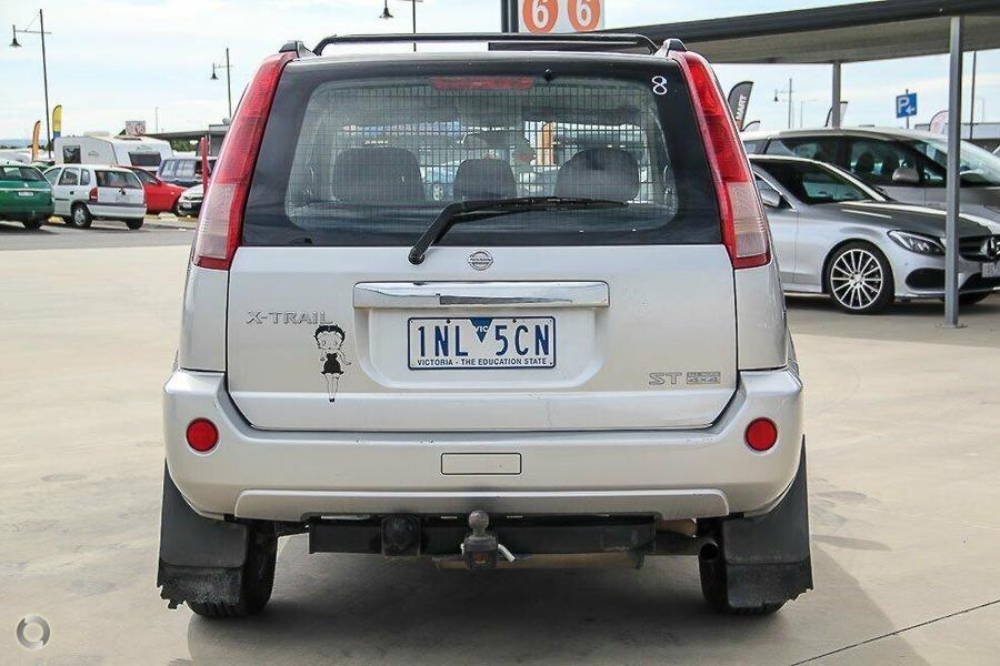 2005 Nissan X-trail ST T30 II