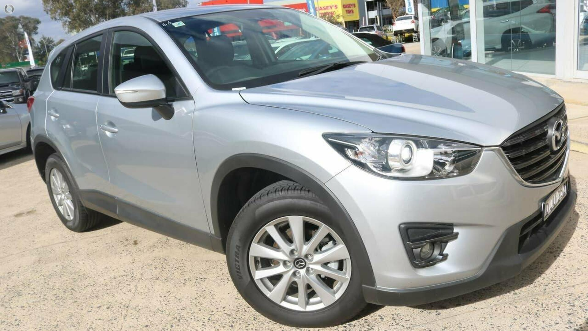 2016 Mazda Cx-5 KE Series 2