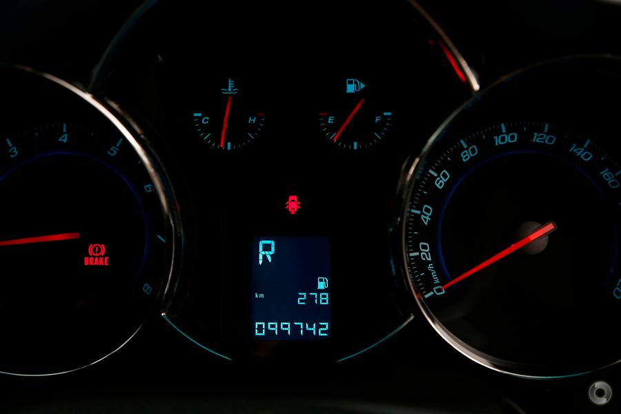 2009 Holden Cruze CDX JG