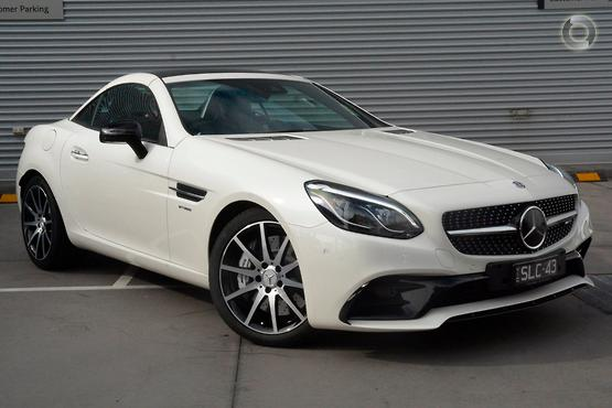 2018 Mercedes-Benz SLC 43 AMG