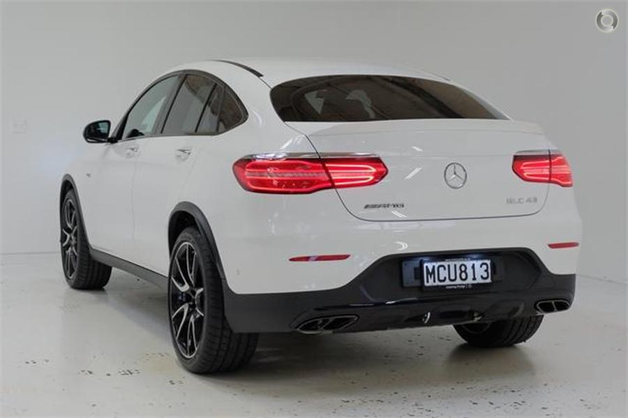 2019 Mercedes-AMG GLC 43 Coupe
