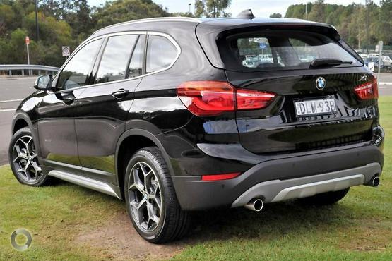 2016 BMW X 1 xDrive20d