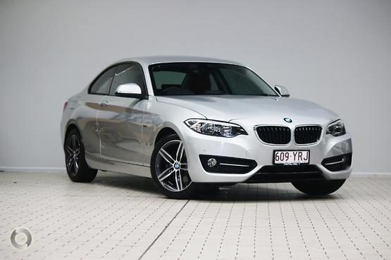 2015 BMW 220 d Sport Line