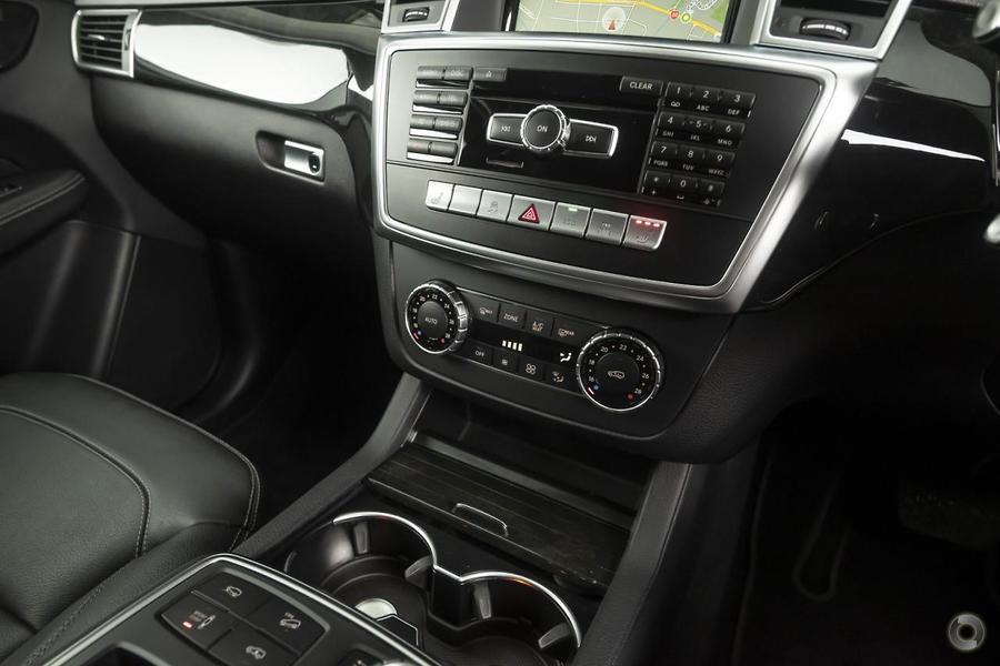 2015 Mercedes-Benz ML 350 CDI Wagon