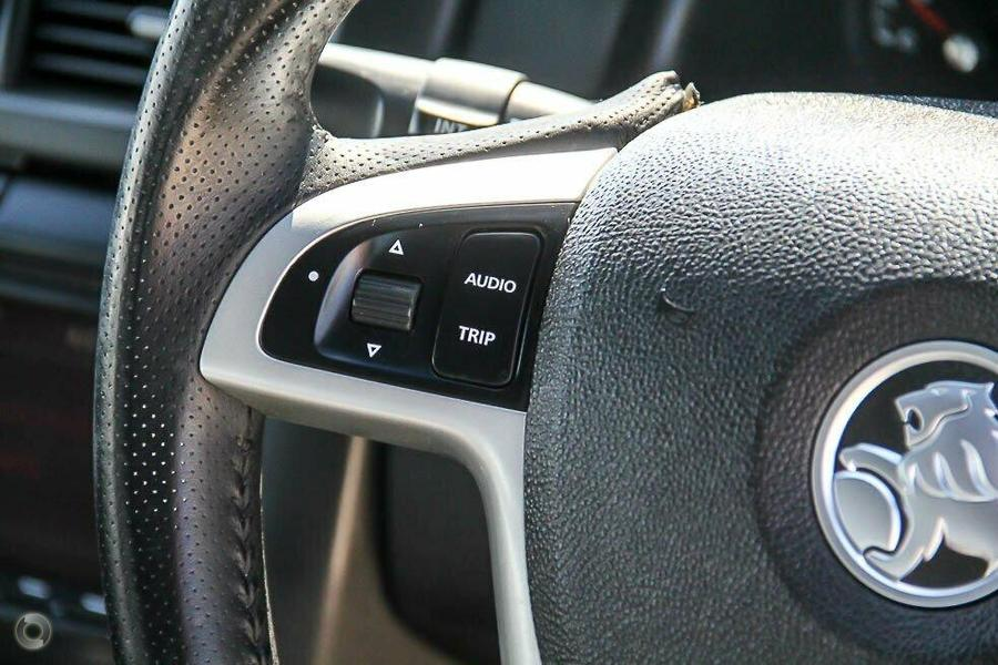 2010 Holden Commodore SS V VE