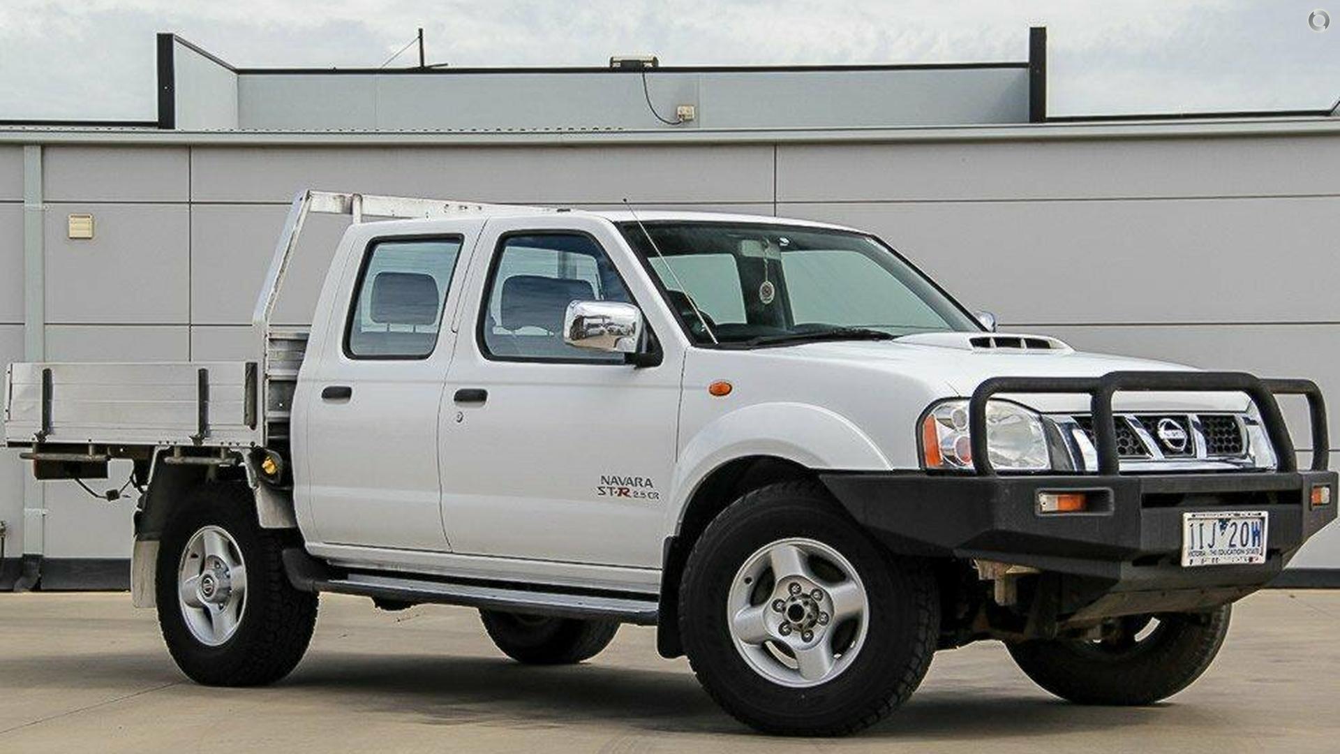 2012 Nissan Navara D22