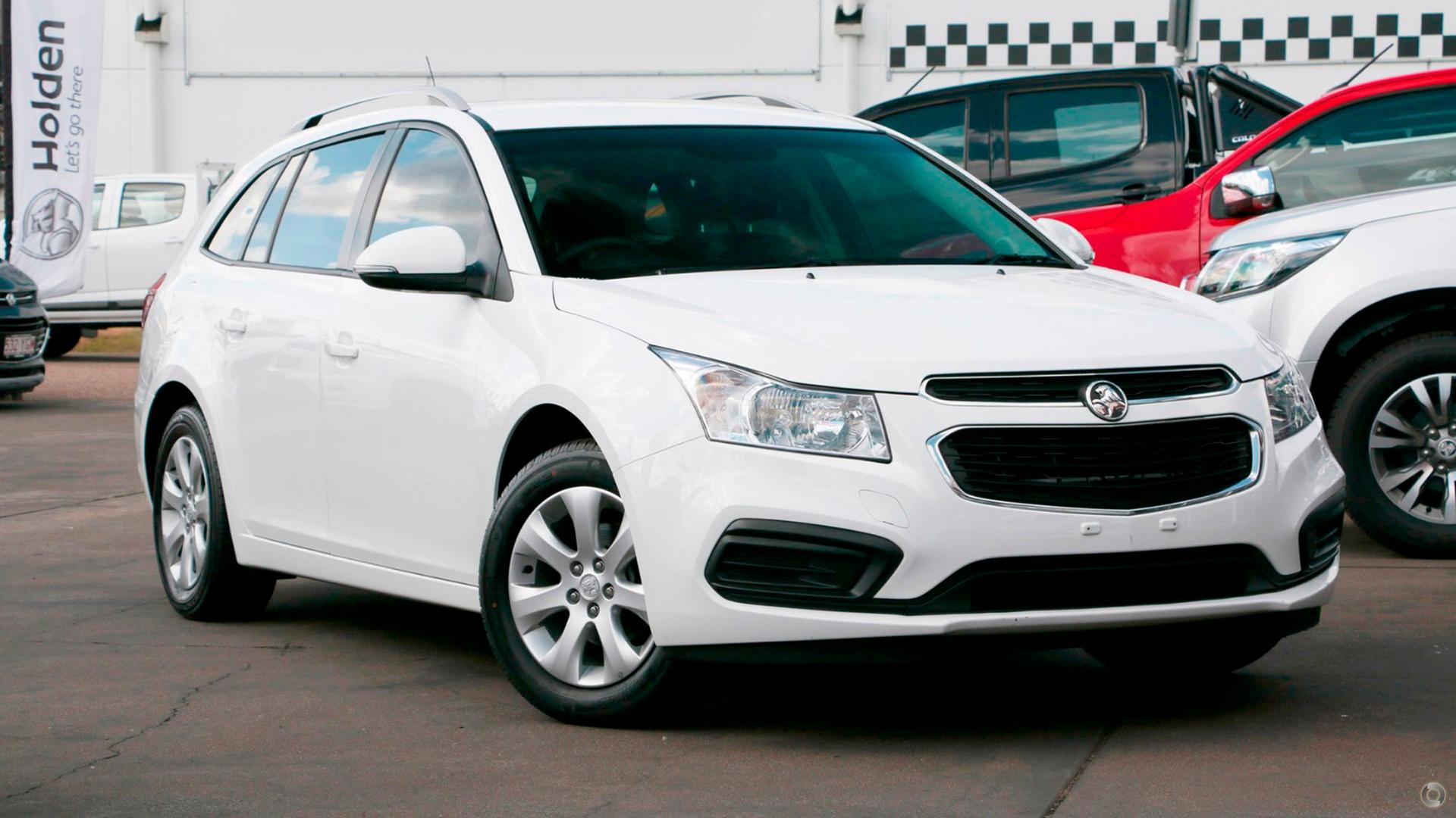 2015 Holden Cruze CD JH Series II