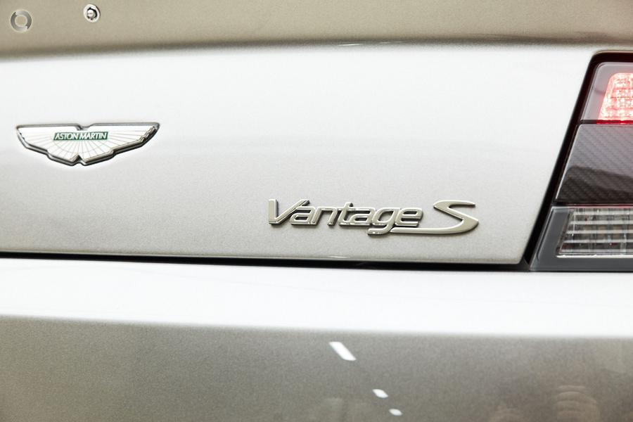 2017 Aston Martin V8 Vantage S