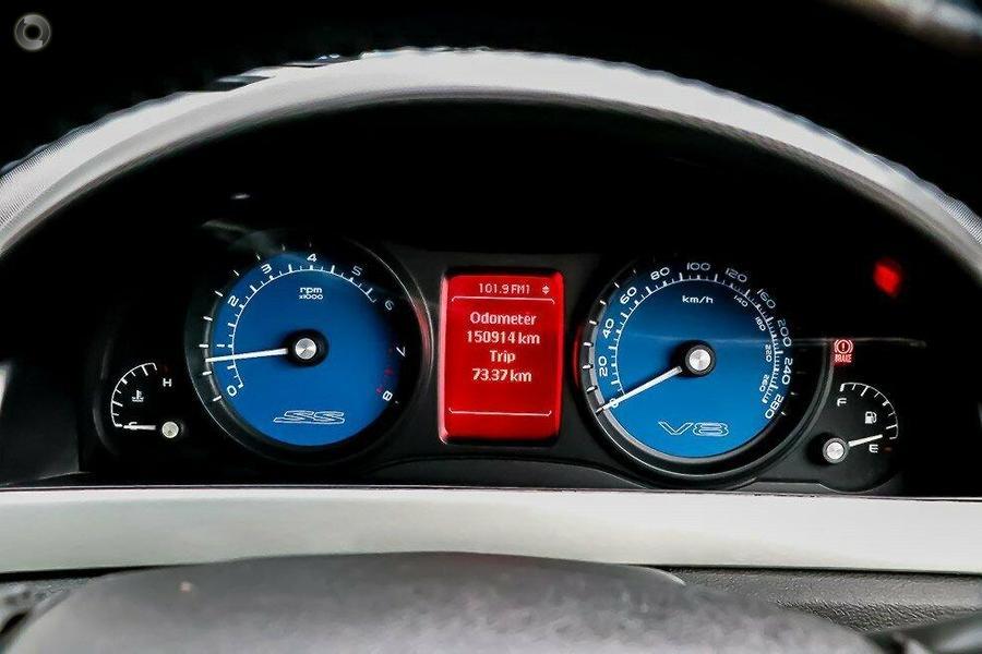 2009 Holden Ute SS V VE