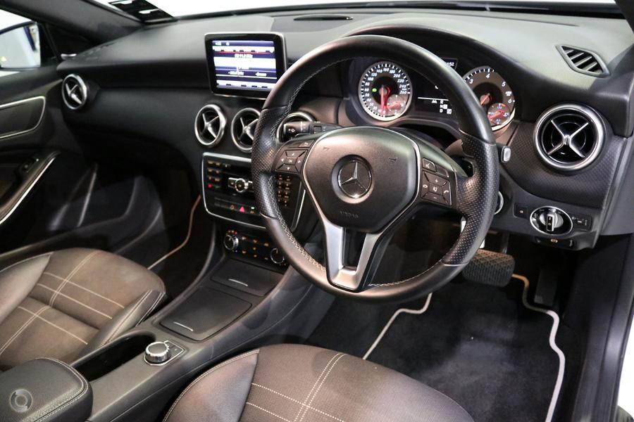 2013 Mercedes-Benz A 200 CDI Hatch