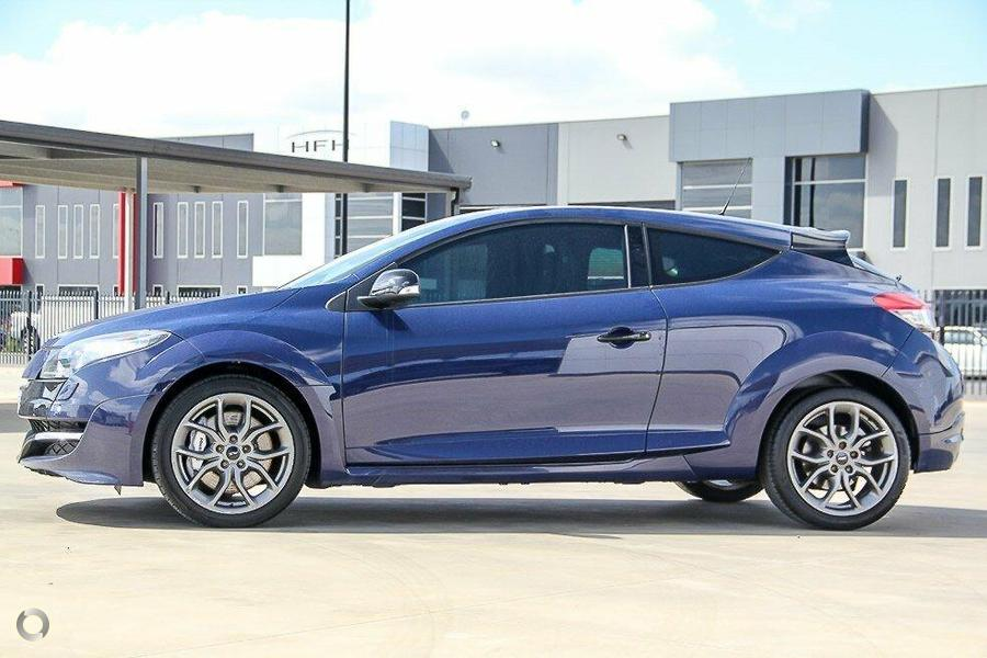 2013 Renault Megane R.S. 265 Sport Limited Edition III D95