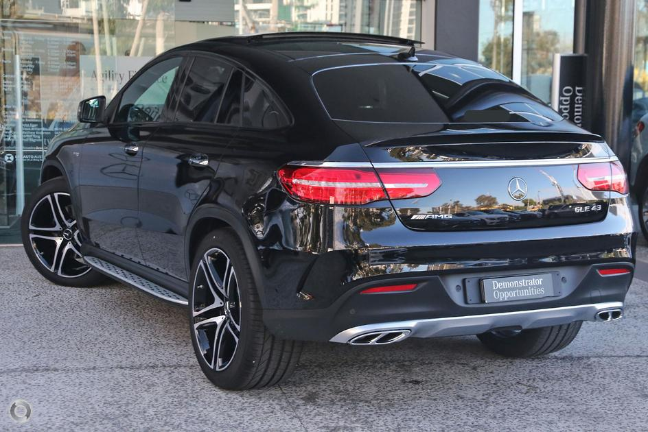 2019 Mercedes-Benz GLE 43 AMG Coupe