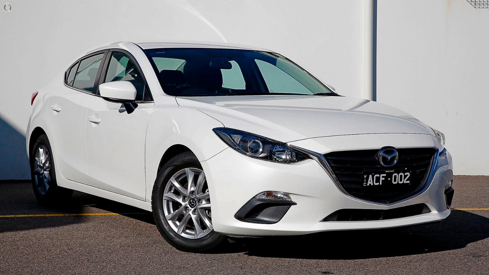 2014 Mazda 3 BM Series