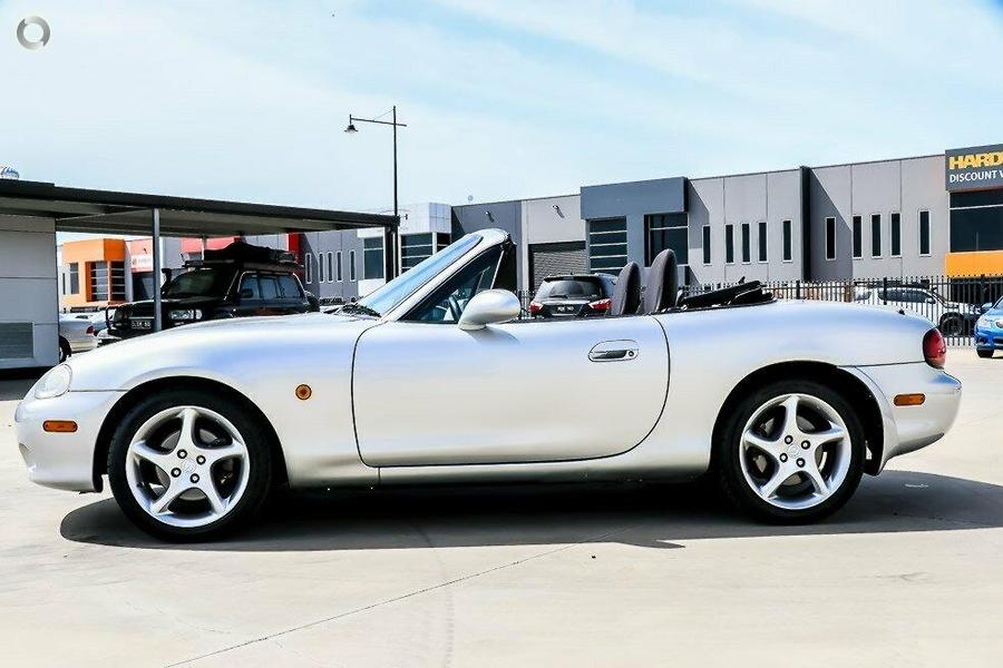 2002 Mazda Mx-5  NB Series 2