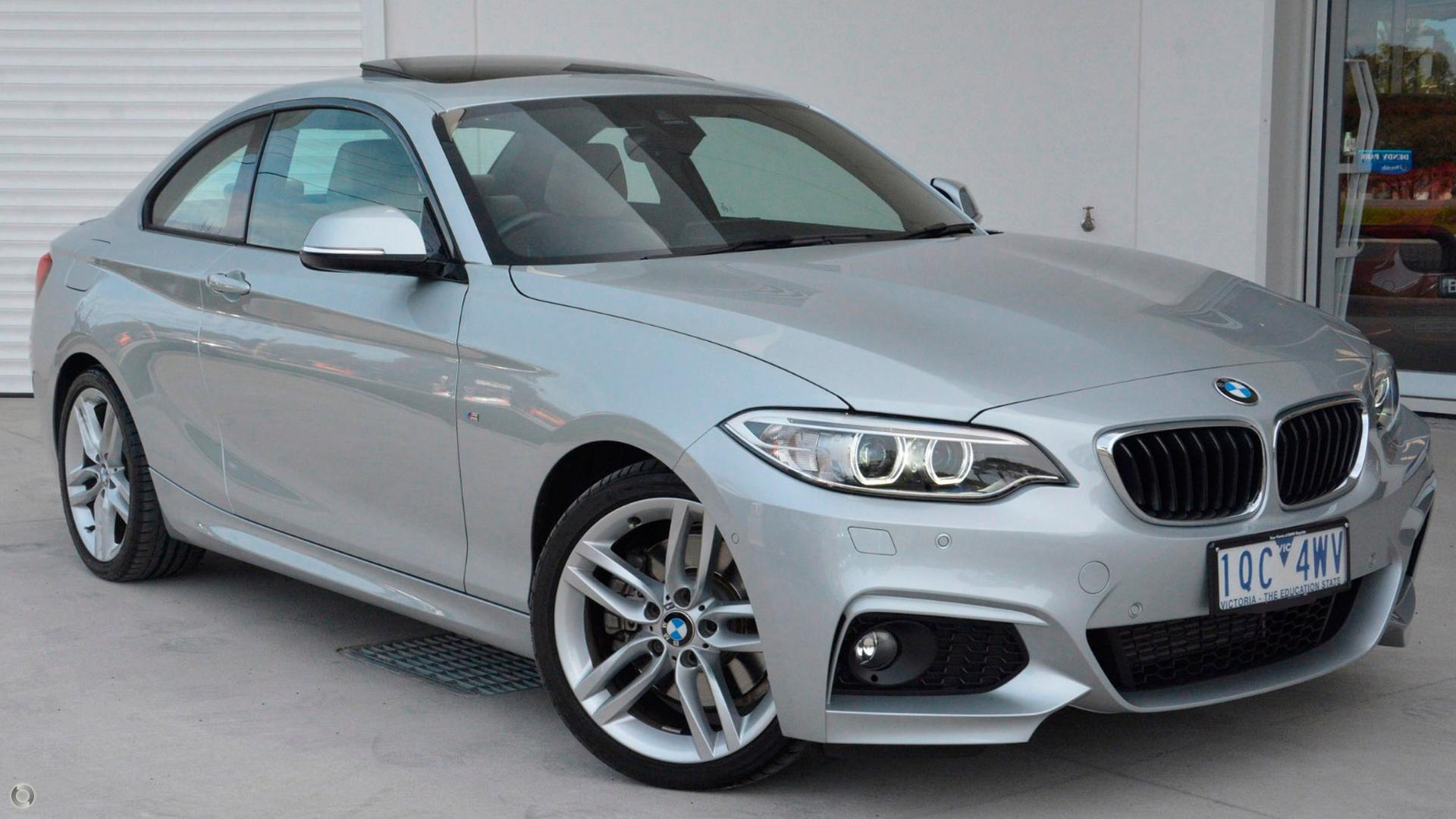 2015 BMW 228i M Sport