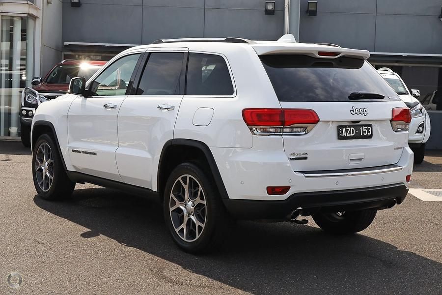 2018 Jeep Grand Cherokee Limited WK