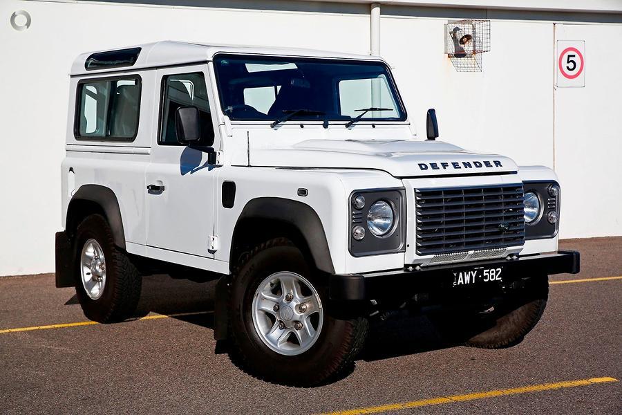 2015 Land Rover Defender  90