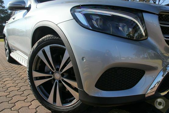 2016 Mercedes-Benz GLC 250 D