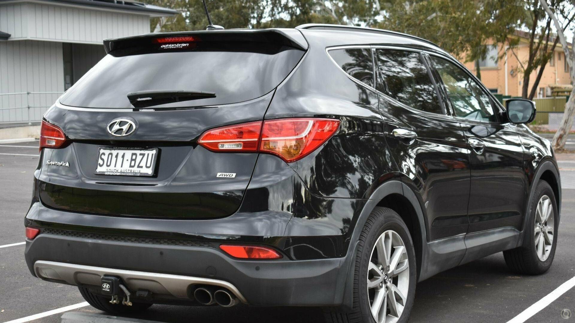 2013 Hyundai Santa Fe Elite DM