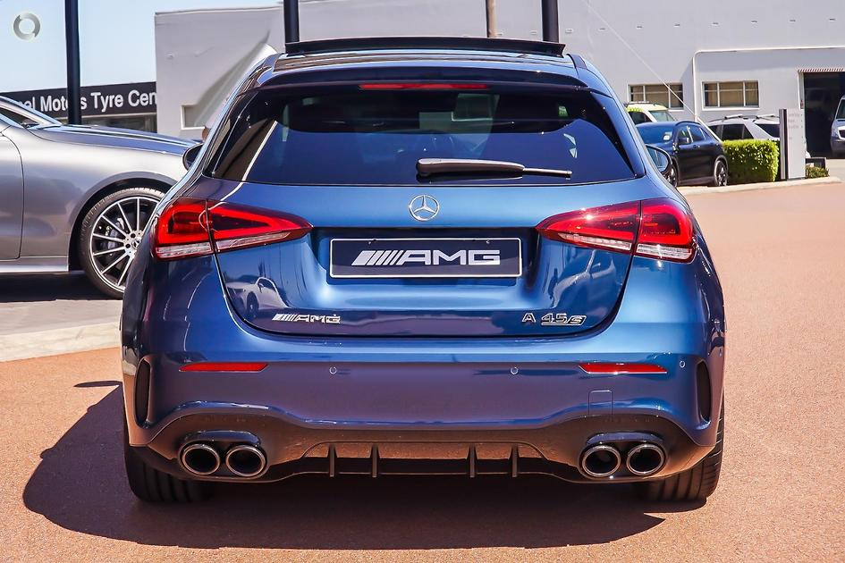 2019 Mercedes-Benz A 45 AMG S Hatch