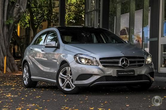 2014 Mercedes-Benz <br>A 180