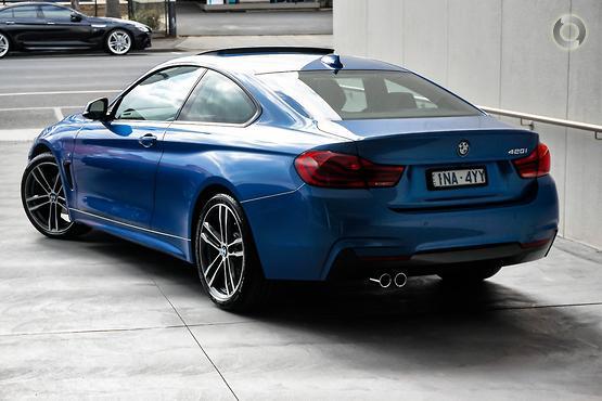 2017 BMW 4 Series 420i M Sport