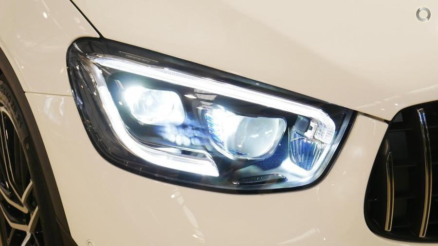 2020 Mercedes-AMG GLC 43 SUV