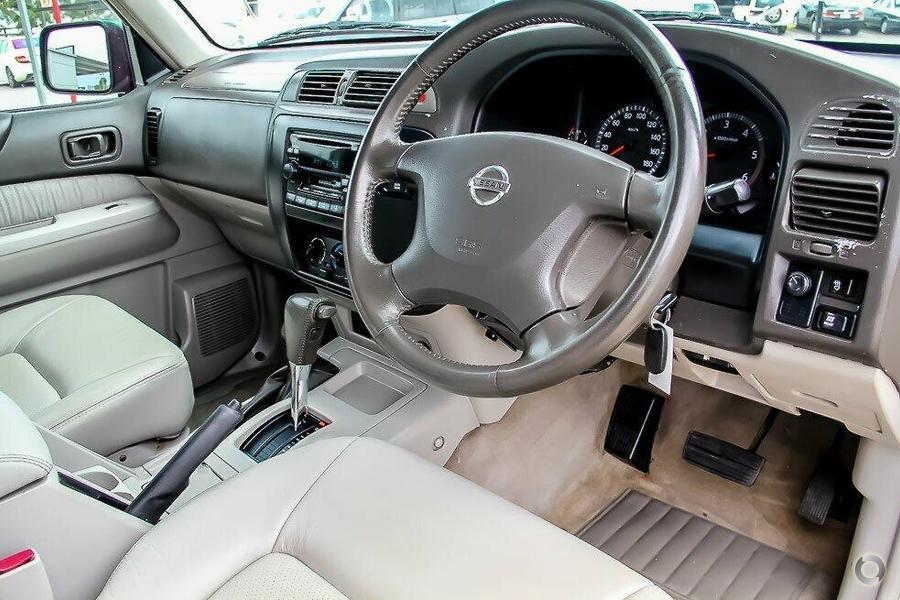2004 Nissan Patrol ST-L GU III