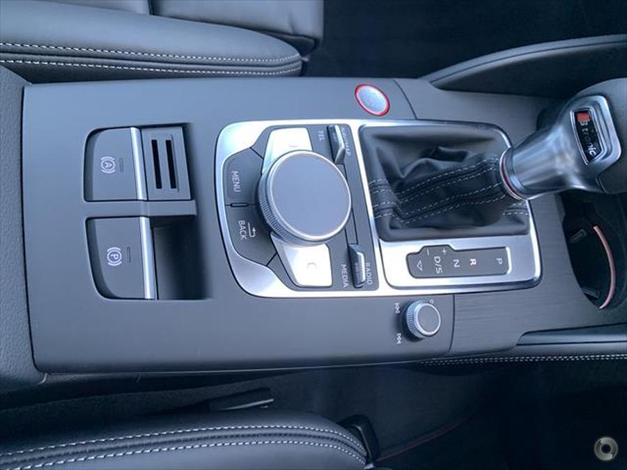 2020 Audi S3  8V
