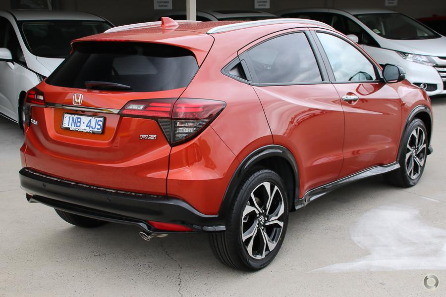 2019 Honda HR-V RS (No Series)