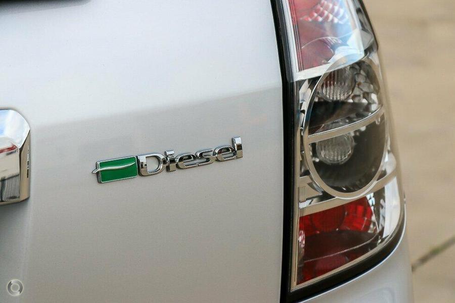 2012 Holden Captiva 7 LX CG Series II
