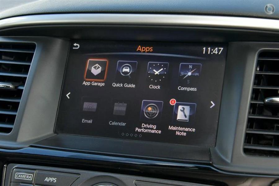 2017 Nissan Pathfinder Ti
