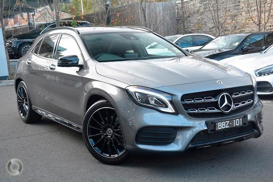 2019 Mercedes-Benz <br>GLA-CLASS