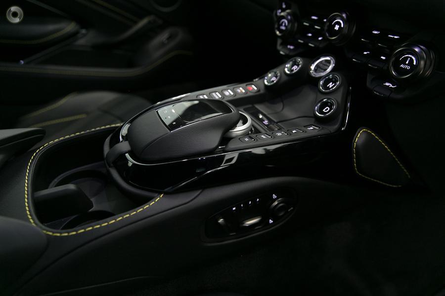 2018 Aston Martin Vantage  (No Series)