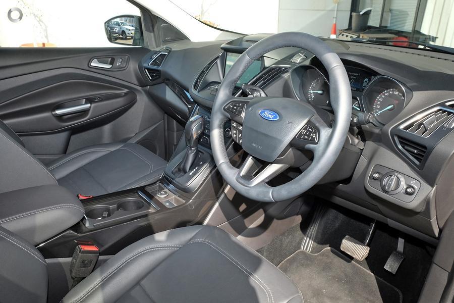 2018 Ford Escape Titanium ZG
