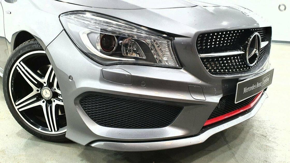 2015 Mercedes-Benz CLA 250 SPORT Coupé