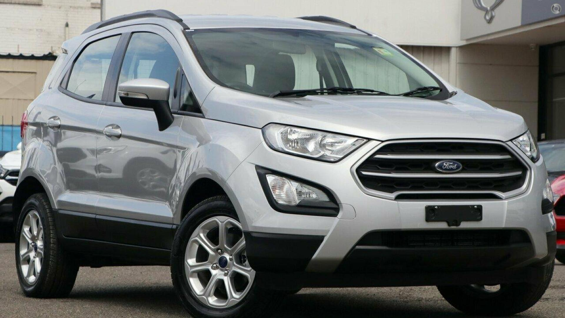2019 Ford EcoSport Trend BL