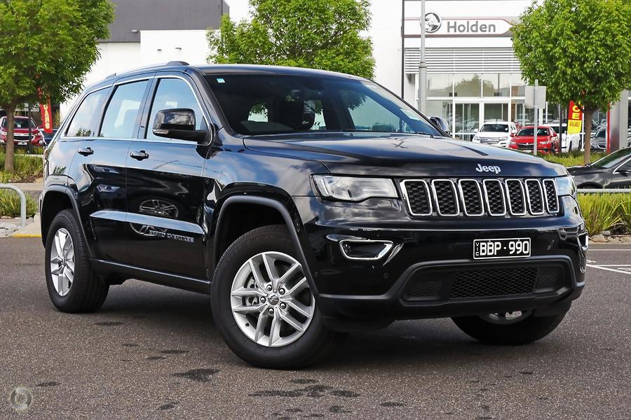 2019 Jeep Grand Cherokee Laredo WK