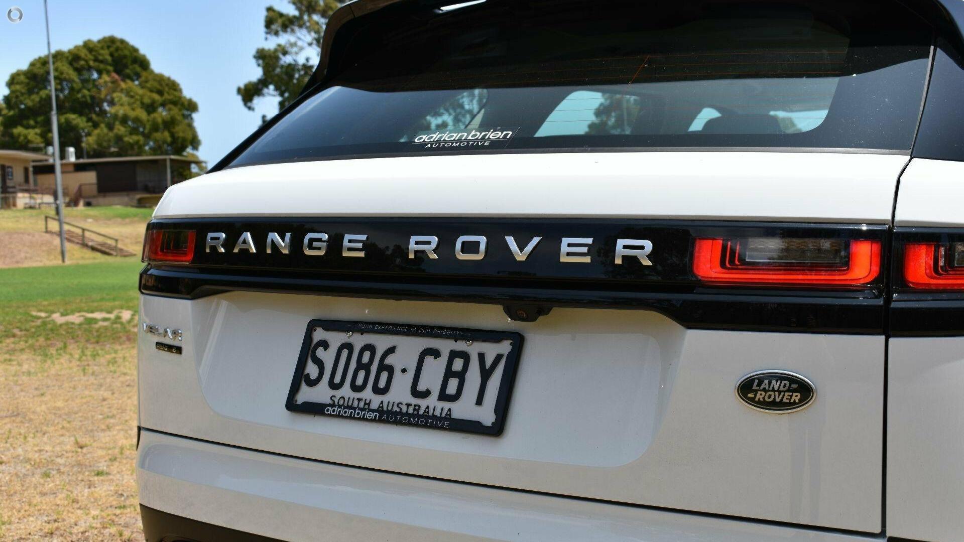 2019 Land Rover Range Rover Velar P250 S L560