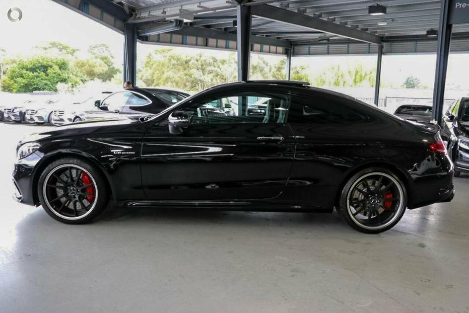2019 Mercedes-Benz C 63 AMG S Coupe